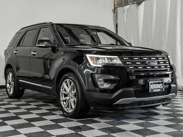 2017 Ford Explorer Limited for sale in Woodbridge, VA