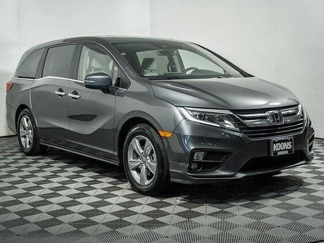 2020 Honda Odyssey EX-L for sale in Woodbridge, VA