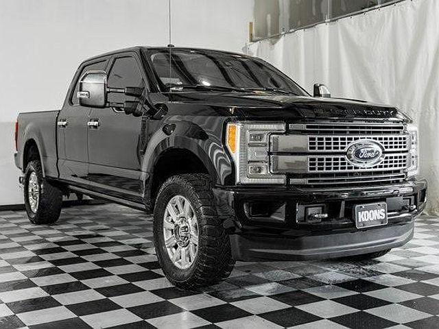 2018 Ford F-250 Limited for sale in Woodbridge, VA