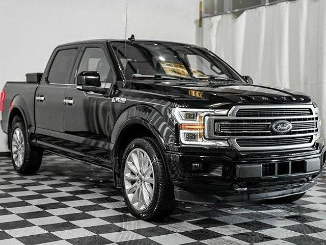 2018 Ford F-150 Limited for sale in Woodbridge, VA