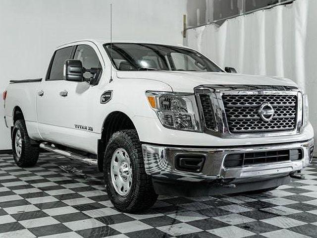 2017 Nissan Titan XD SV for sale in Woodbridge, VA