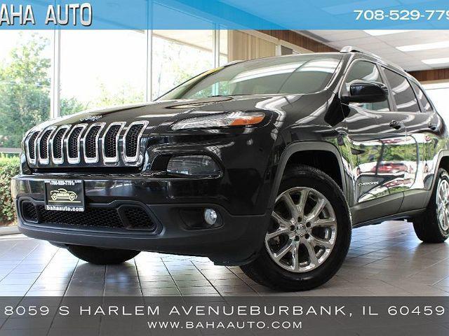 2015 Jeep Cherokee for sale near Burbank, IL