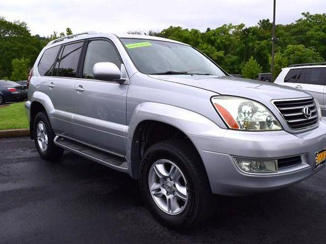 2007 Lexus GX 470 4WD 4dr for sale in Easton, PA
