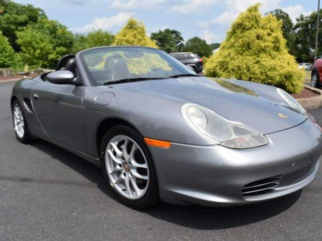 2004 Porsche Boxster 2dr Roadster 5-Spd Manual for sale in Easton, PA