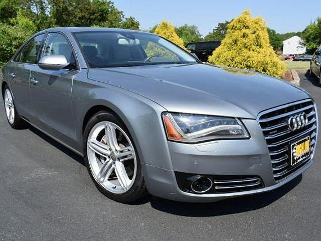 2013 Audi A8 3.0L for sale in Easton, PA