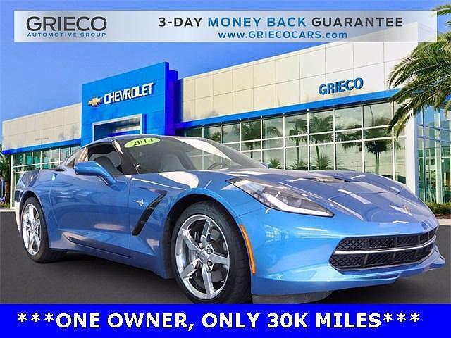 2014 Chevrolet Corvette Stingray 1LT for sale in Delray Beach, FL