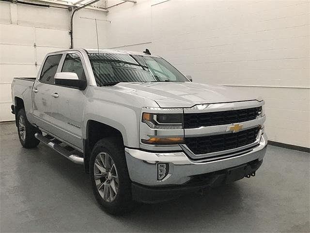 2018 Chevrolet Silverado 1500 LT for sale in Waterbury, CT
