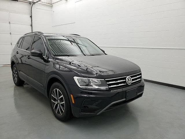 2019 Volkswagen Tiguan SE for sale in Waterbury, CT