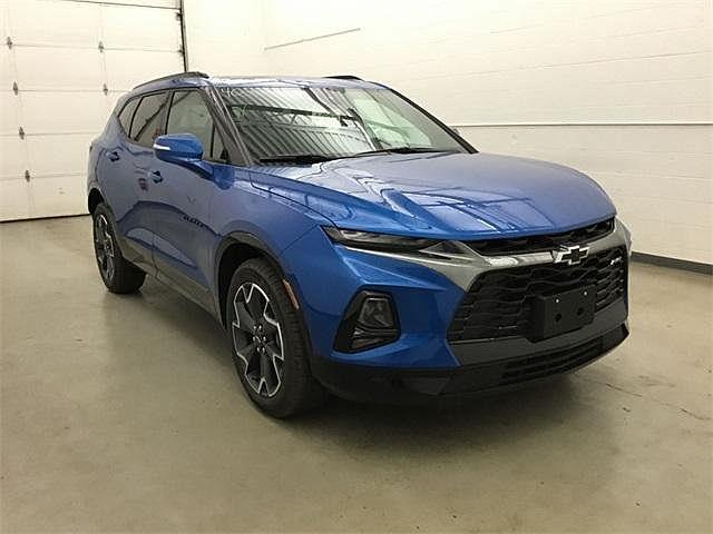 2020 Chevrolet Blazer RS for sale in Waterbury, CT