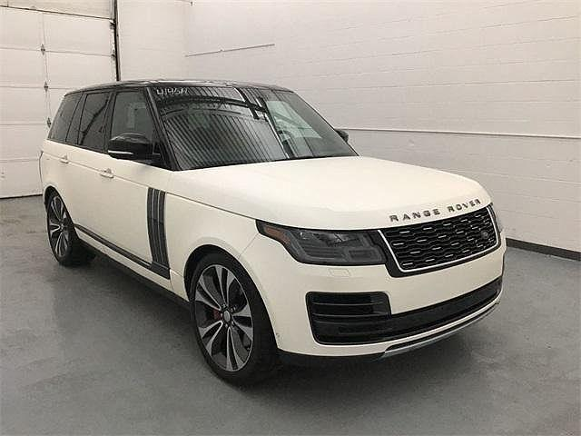 2019 Land Rover Range Rover SV Autobiography Dynamic for sale in Waterbury, CT
