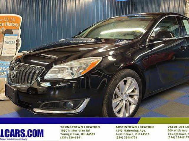 2016 Buick Regal 4dr Sdn FWD for sale in Youngstown, OH