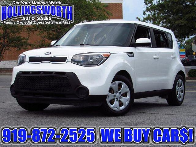 2015 Kia Soul Base for sale in Raleigh, NC