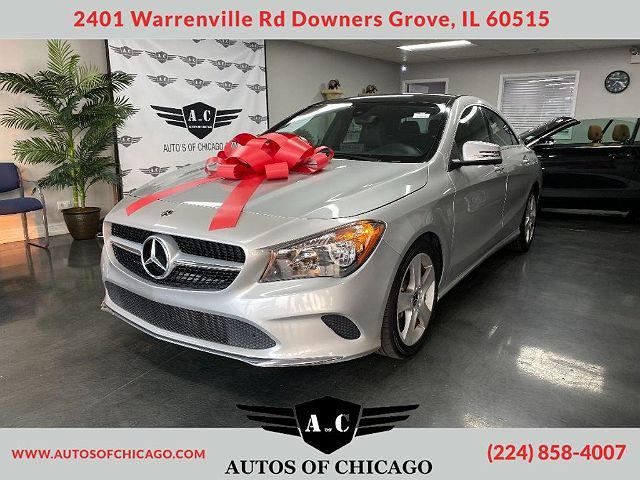 2018 Mercedes-Benz CLA CLA 250 for sale in Downers Grove, IL