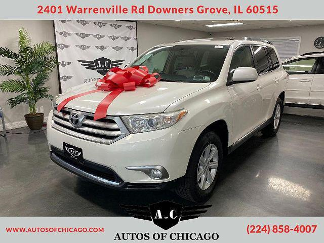 2011 Toyota Highlander SE for sale in Downers Grove, IL