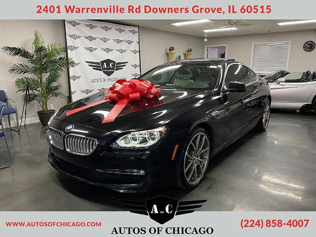 2012 BMW 6 Series 650i for sale in Downers Grove, IL