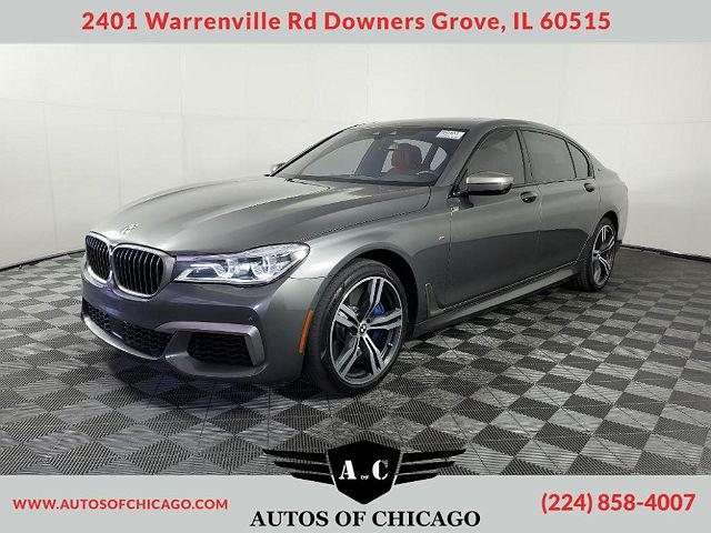 2018 BMW 7 Series M760i xDrive for sale in Downers Grove, IL