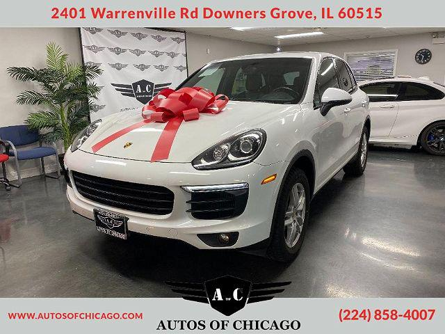 2015 Porsche Cayenne Diesel for sale in Downers Grove, IL