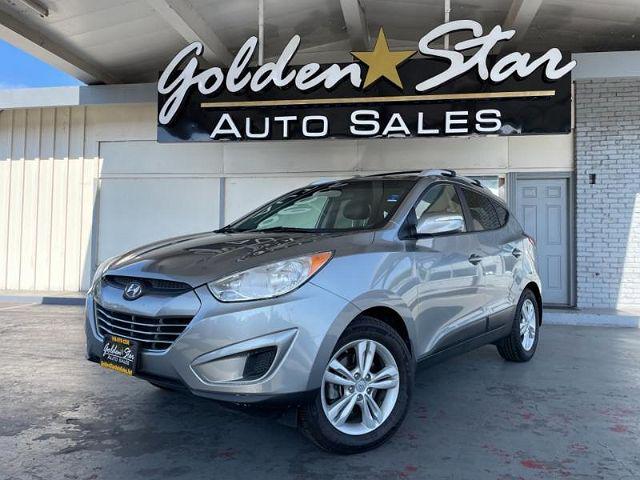 2012 Hyundai Tucson GLS for sale in Sacramento, CA