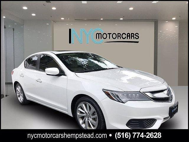 2018 Acura ILX w/Technology Plus Pkg for sale in Hempstead, NY