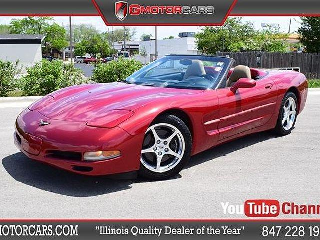 2001 Chevrolet Corvette 2dr Convertible for sale in Arlington Heights, IL