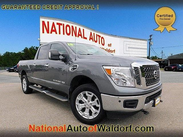 2018 Nissan Titan XD SV for sale in Waldorf, MD