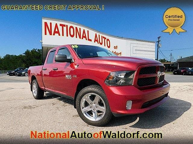2015 Ram 1500 Express for sale in Waldorf, MD