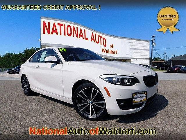 2019 BMW 2 Series 230i xDrive for sale in Waldorf, MD