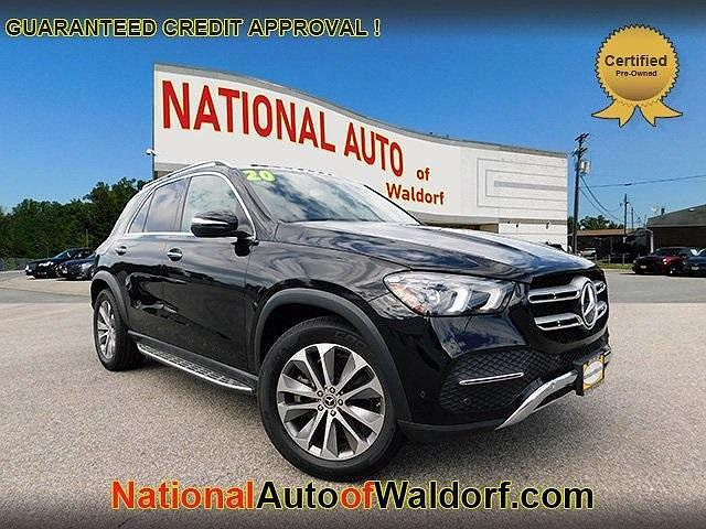 2020 Mercedes-Benz GLE GLE 450 for sale in Waldorf, MD