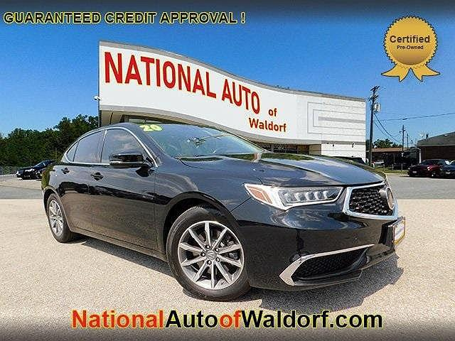 2020 Acura TLX 2.4L FWD for sale near Waldorf, MD