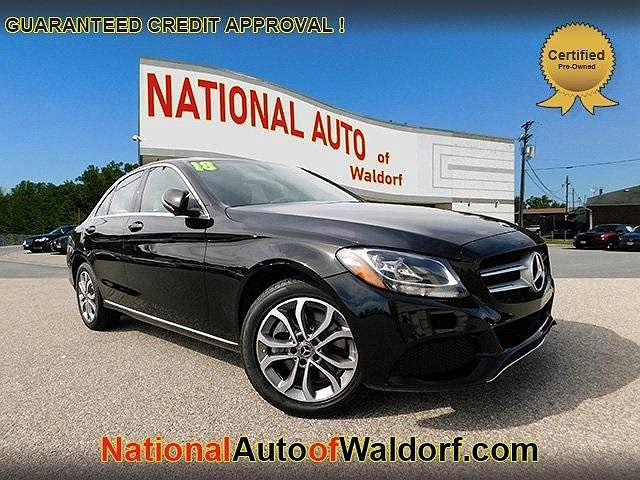 2018 Mercedes-Benz C-Class C 300 for sale in Waldorf, MD