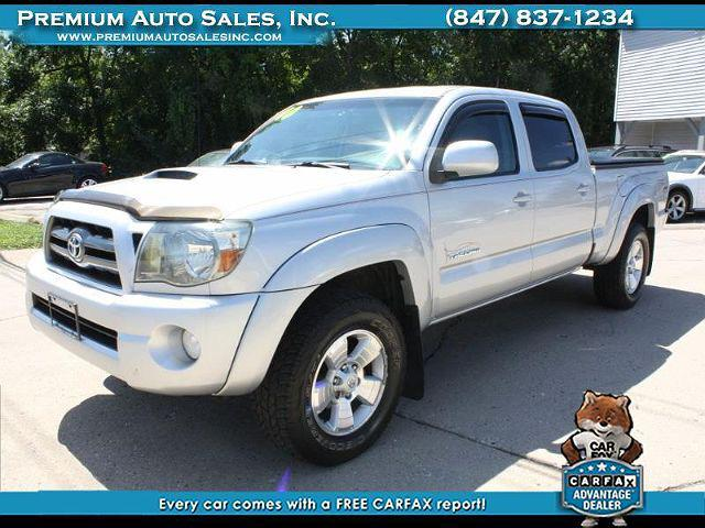 2010 Toyota Tacoma 4WD Double LB V6 AT (Natl) for sale in Palatine, IL