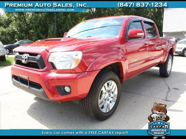 2012 Toyota Tacoma 4WD Double Cab LB V6 AT (Natl) for sale in Palatine, IL