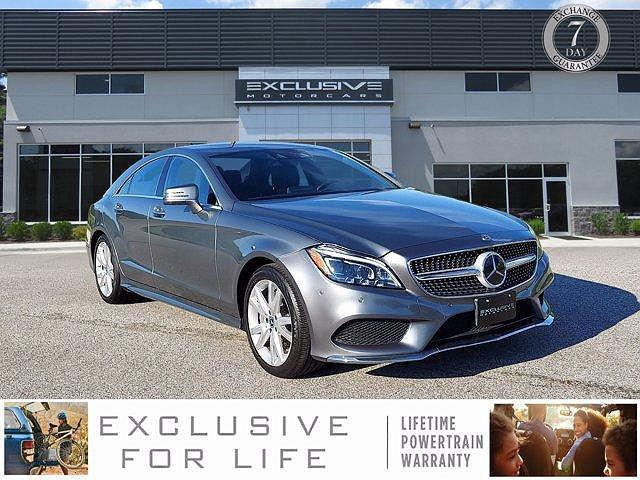 2017 Mercedes-Benz CLS CLS 550 for sale in Randallstown, MD
