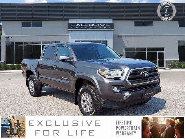 2016 Toyota Tacoma SR5 for sale in Randallstown, MD