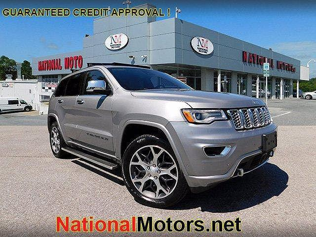 2019 Jeep Grand Cherokee Overland for sale in Ellicott City, MD