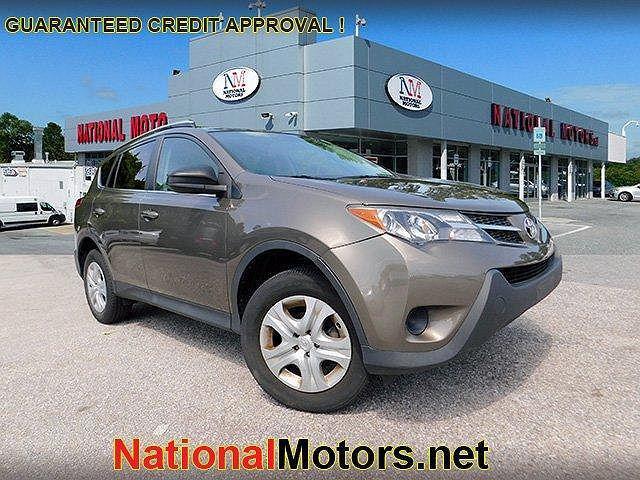 2015 Toyota RAV4 LE for sale in Ellicott City, MD