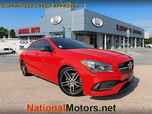 2018 Mercedes-Benz CLA CLA 250 for sale in Ellicott City, MD