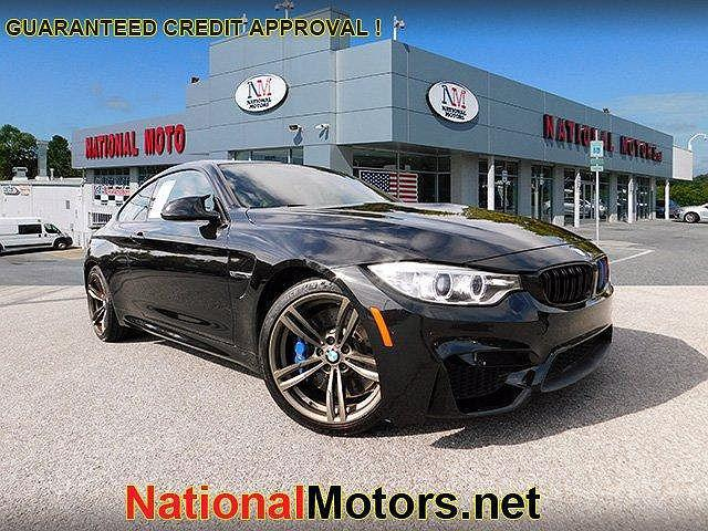 2015 BMW M4 2dr Cpe for sale in Ellicott City, MD