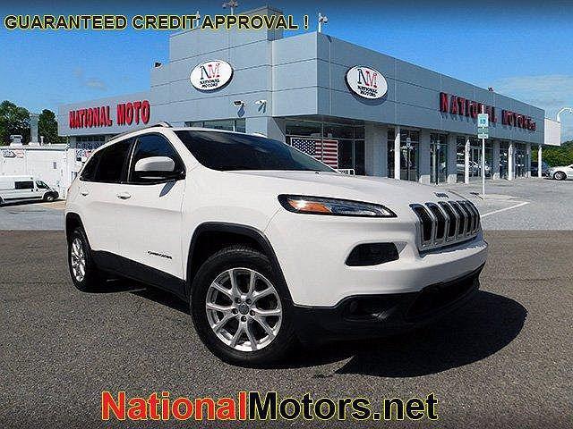 2015 Jeep Cherokee Latitude for sale in Ellicott City, MD