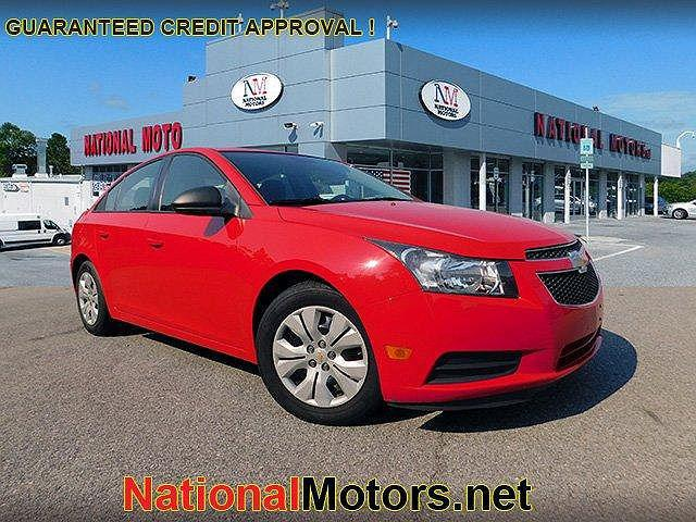 2014 Chevrolet Cruze LS for sale in Ellicott City, MD