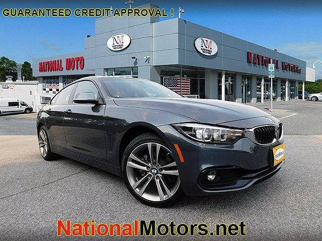 2018 BMW 4 Series 430i xDrive for sale in Ellicott City, MD