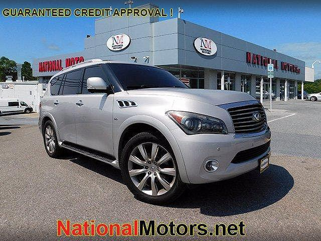 2014 INFINITI QX80 4WD 4dr for sale in Ellicott City, MD