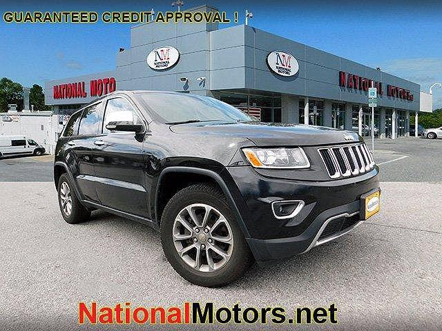 2014 Jeep Grand Cherokee Limited for sale in Ellicott City, MD