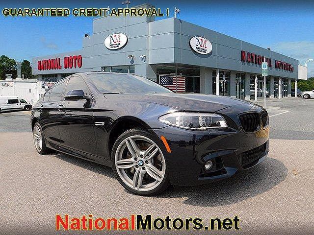 2014 BMW 5 Series 535i xDrive for sale in Ellicott City, MD