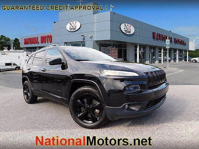 2016 Jeep Cherokee Altitude for sale in Ellicott City, MD