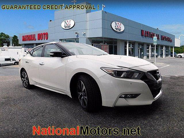 2016 Nissan Maxima 3.5 SV for sale in Ellicott City, MD