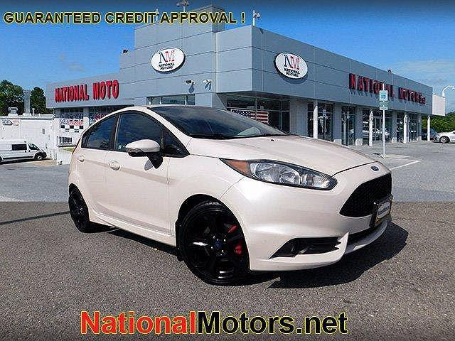 2019 Ford Fiesta ST for sale in Ellicott City, MD