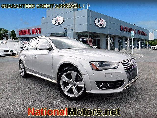 2013 Audi allroad Premium Plus for sale in Ellicott City, MD