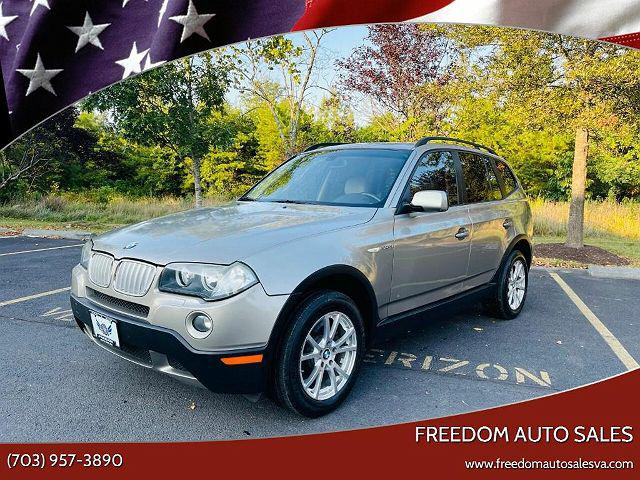 2007 BMW X3 3.0si for sale in Chantilly, VA