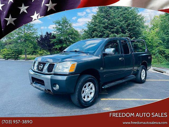 2004 Nissan Titan SE for sale in Chantilly, VA